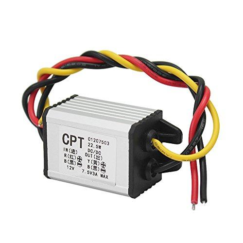12v-step-down-to-75v-dc-dc-buck-converter-voltage-adjustable-module-regulator