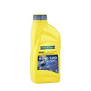 RAVENOL hypoid ePX vitesses sAE-gL 85 140–5