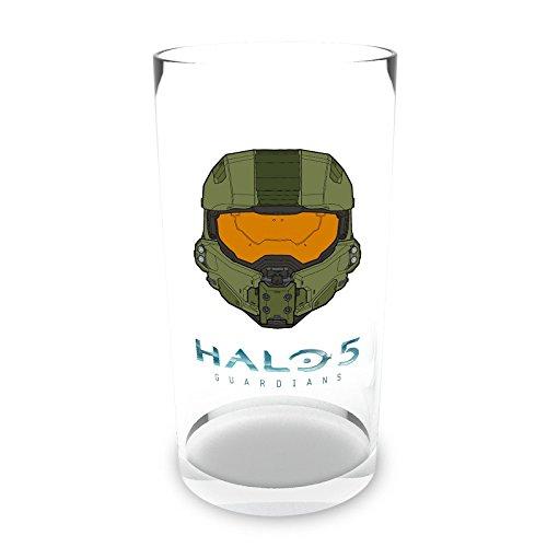 Vaso de cerveza/pinta Halo 5 Guardians
