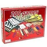 Spielesammlung 200 Games [Spielzeug]