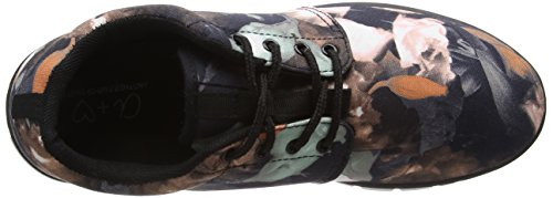 Another Pair of Shoes Tamina K, Baskets Basses Femme Multicolore (multi orange47)