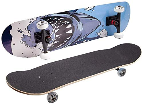 SCLL Robustes Old School Deck Standard Skateboards