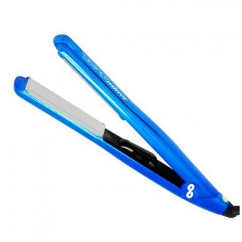 Perfect Beauty - Pince à Lisser Titanium Mirror Bleu