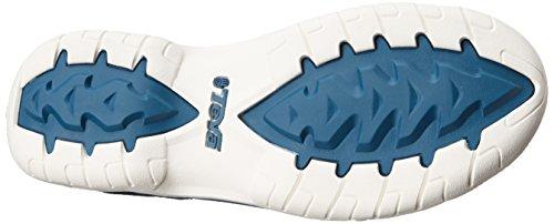 Teva W Verra, Sandales de randonnée femme Bleu - Blue (Lnb)