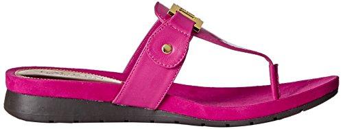 Lauren Ralph Lauren Lakin Diapositive Sandal Geranium Kidskin