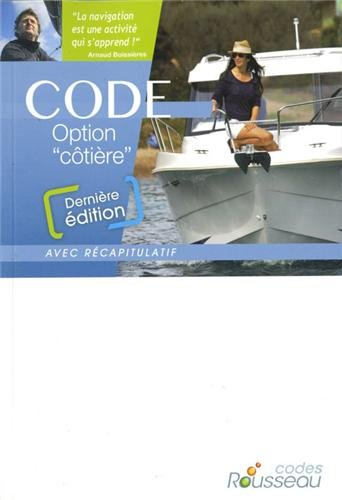 CODE ROUSSEAU CODE OPTION COTIERE 2014