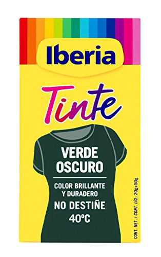 iberia-tinte-especial-verde-oscuro