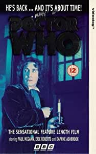 Doctor Who: The Movie [VHS] [1996]