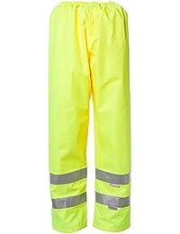 """Planam Regenhose """"Warnschutz"""", Größe XL in gelb, 1 Stück, 2065056"""
