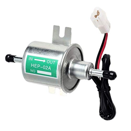 Ishua Auto modifikation HEP-02A elektronische ölpumpe elektronische kraftstoffpumpe 12V elektronische pumpe elektronische dieselpumpe -