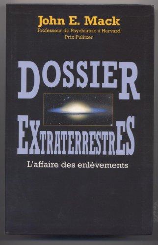Dossier extraterrestres : l'affaire des enlvements