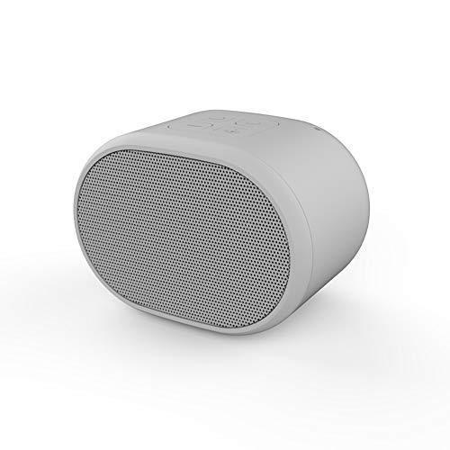 Y-SOUND Kabelloser Bluetooth-Lautsprecher, Tragbarer Outdoor-Subwoofer, 360 ° -Stereotelefon-Audio, Perfekter Lautsprecher Für Telefon, Tablet, TV Und Mehr,White -