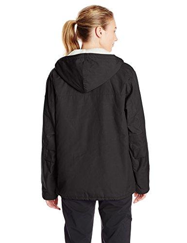 Fjällräven Damen Jacke Greenland Winter Black