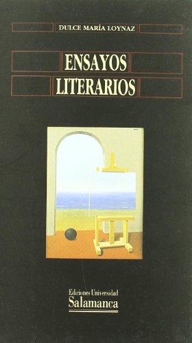 Ensayos literarios (Biblioteca de América)