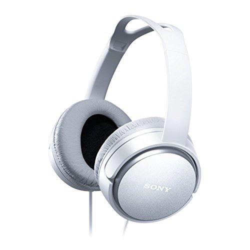 Sony MDR-XD150 Cuffie HOME Chiuse Dinamiche, 12-22,000Hz, Bianco