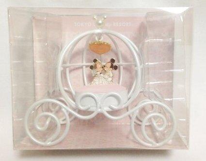 [Kasten] Trauringe Ehering Hochzeit Mickey Mouse und Minnie Mouse Hochzeitsgeschenk Schmuck Fall Disney Resort Limited (Japan-Import) (Mickey-mouse-hochzeit)