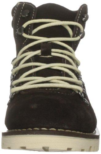 Superga 4363-Sueu, Chaussures montantes femme chocolat noir