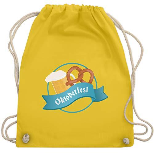 Oktoberfest - Unisize - Gelb - WM110 - Turnbeutel & Gym Bag