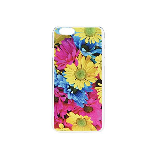 Forcell Cover per Samsung Galaxy J5 2016 Fiori Gialla Custodia