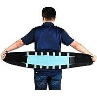 Beschoi supporto schiena/lombare Brace/vita Trimmer Cintura/valgo Advanced traspirante in vita regolabile cintura di sostegno per le donne uomini prevenzione delle lesioni e dolore/snellisce e vita, L-110*23cm