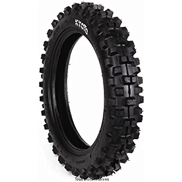Yctze 3.00-12 80//100-12 Pneumatico per motocicletta set di tubi interni in gomma Coperchio del pneumatico Adatto per Pit Dirt Bike M TR20
