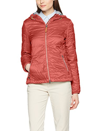 camel active Damen 330960 Jacke, Rot (Red 56), 44 -