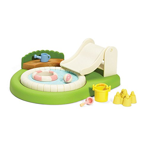 Scoop Baby Doll (Calico Critters Baby Pool und Sandkasten)