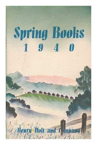 Spring Books 1940