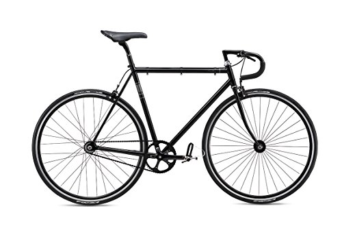 Fuji Feather Singlespeed/Fixie Bike 2016 (Schwarz, 54)