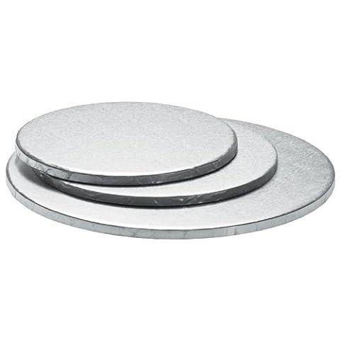 Plateau pour les gâteaux, circulaire - TAILLE: diametre CM 40 H CM (Design Vassoio)