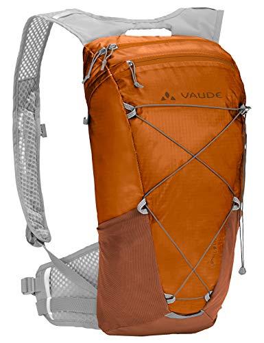 VAUDE Uphill 9 LW, Rucksack für Radsport, sehr leicht, luftdurchlässiges Tragesystem Rucksäcke5-9l, orange Madder, one Size