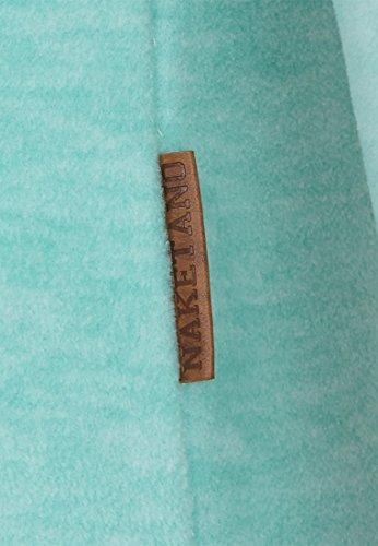 Naketano - Sweat-shirt - Uni - Femme Vert Clair
