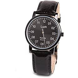 Luch Handwinding One-Handed Watch - 737479763
