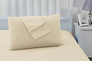 Sonia Moer Set of 2 Luxury Non Iron Soft Microfibre Pillowcases by