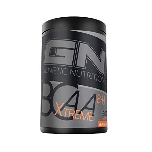 GN Laboratories BCAA Xtreme 8:1:1 Aminosäuren Supplement Bodybuilding 500g Ice Tea