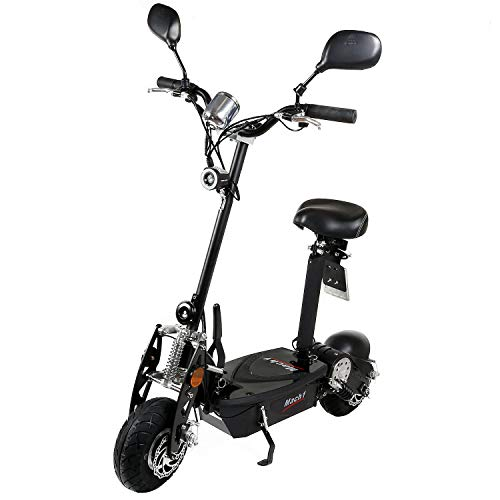 Mach1® Elektro E-Scooter mit EU Strassenzulassung 20Km/h Mofa Modell-2 Eec 36V/500W*