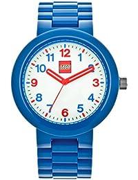 LEGO - Reloj Classic with Luminous Dial, color azul (9007651)
