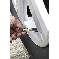 Easylife - Tapas de Control de presión de neumáticos (Juego de 4)