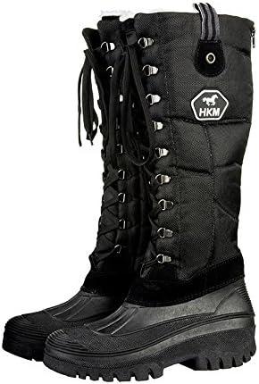 HKM, Stivali da equitazione donna nero Schuhgrösse Schuhgrösse Schuhgrösse 46   Per Vincere Una Ammirazione Alto    Special Compro    Adatto per il colore    Ufficiale  05d535