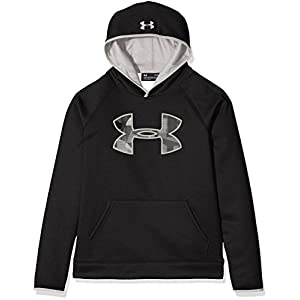 Under Armour Jungen Af Big Logo Hoody Oberteil