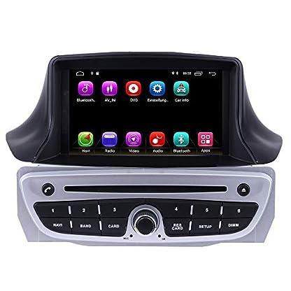 TAFFIO-Renault-Megane-3-Android-80-Autoradio-GPS-Navi-Touchscreen-BT-DVD-USB-WiFi-SD-4GB-RAM-32GB-ROM