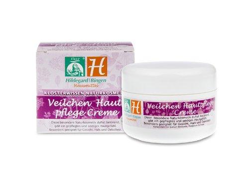Hildegard von Bingen Hausmittel Veilchen Hautpflege Creme, 1er Pack (1 x 100 ml)