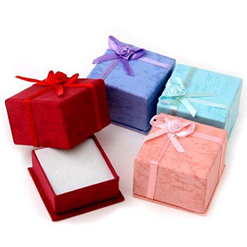 NUOLUX Scatola di Gioielli regalo Box Organizzatore