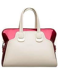 Sac femme à main tendance, sac à main laqué rouge, Sac à main mode 2014 bleu, sac à main vernis