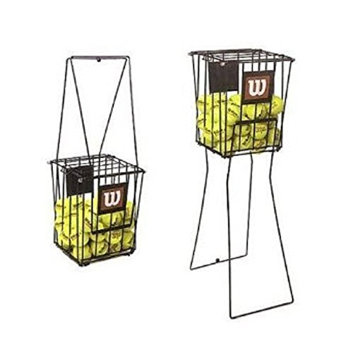 wilson-ez-pick-up-75-z3235-ball-collection-basket-for-training-black