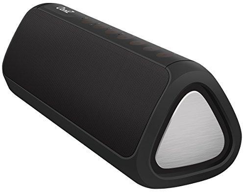Cambridge SoundWorks - OontZ Angle 3XL ULTRA: Haut-parleur Bluetooth portable 24 Watts de volume puissant, 3 radiateurs basses pour les basses riches profondes, 30 mètres de portée sans fil, jouer deux ensemble pour la musique en stéréo double, IPX5 SplashProof