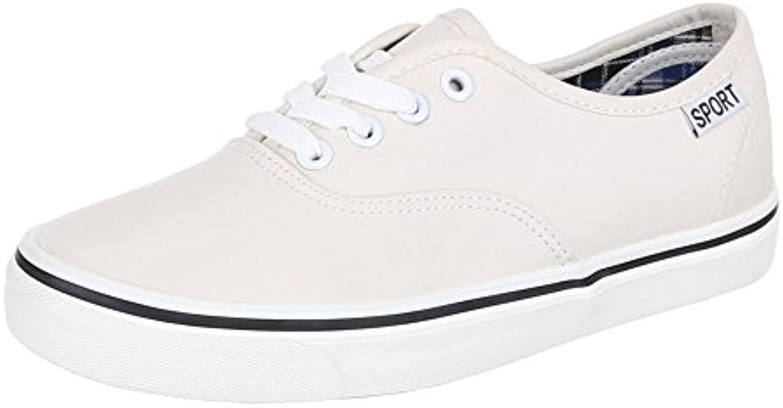 Ital-Design Damen Schuhe Q-16 Freizeitschuhe Leichte Turnschuhe