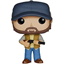 Funko - Figurine Supernatural - Bobby Singer Pop 10cm - 0849803064648