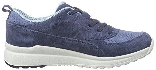 Legero Marina, Baskets Basses Femme Bleu (indaco 79)
