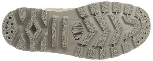 Palladium Plbrs Bgy L2 U, Sneaker a Collo Alto Unisex-Adulto Marrone (Taupe)